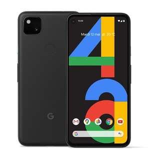 """Smartphone 5.81"""" Google Pixel 4a - full HD+, SnapDragon 730G, 6 Go de RAM, 128 Go"""