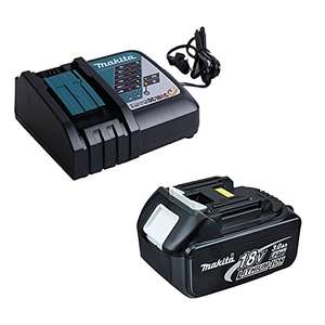 Pack Chargeur Makita 191A24-4 18V + Batterie 3A