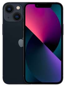 "[Pré-commande] Smartphone 5.4"" Apple iPhone 13 mini 5G - full HD+ Retina, A15, 4 Go de RAM, 128 Go, différents coloris"