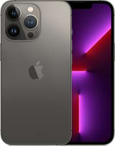 "[Pré-commande] Smartphone 6.1"" Apple iPhone 13 Pro 5G - full HD+ Retina, A15, 6 Go de RAM, 128 Go, différents coloris"