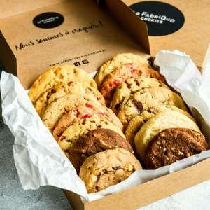 [Cookie Day] Distribution gratuite de 21 000 Cookies (saveur chocolat, caramel beurre salé, noix de pécan ...) - Paris (75)