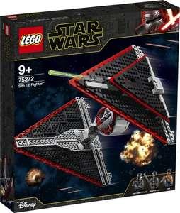 30% de réduction immédiate sur une sélection de LEGO (Creator, Star Wars, Disney, Mario,...) - Ex : LEGO Star Wars Le chasseur TIE Sith