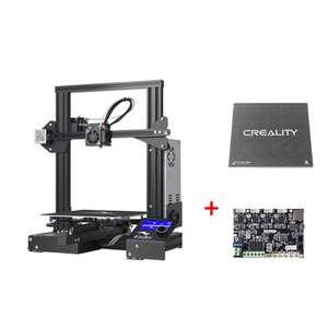 Imprimante 3D Creality Ender 3Xs - carte-mère V 4.2.2 (entrepôt CZ)