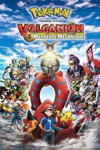 Pokémon, le film : Volcanion et la merveille mécanique Visionnable Gratuitement en Streaming (Dématérialisé)