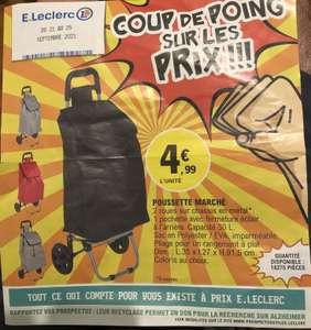 Chariot de Courses - 30L, Différents Coloris
