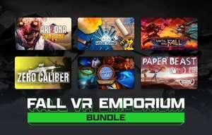 Humble Bundle - Fall VR Emporium - 1 Jeu (Wands) sur PC dès 1€ (Dématérialisé - Steam)