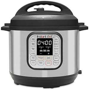 Autocuiseur électrique programmable Instant Pot IP-DUO60 - 5.7L, Inox