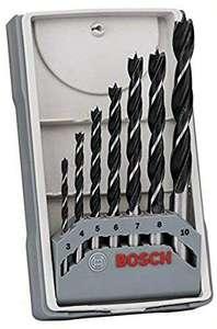 Lot de 7 forêt bois Bosch Professional Robust Line
