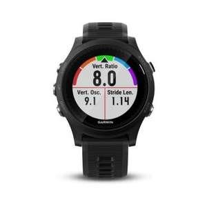 Montre connectée GPS Garmin Forerunner 935 Bracelet noir (version française) - Noir