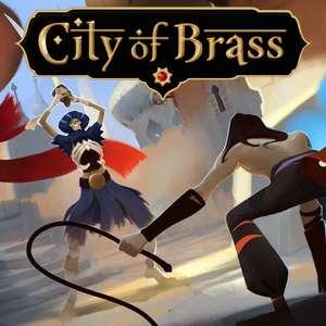 Jeu City of Brass sur Nintendo Switch (Dématérialisé, Store Russie)