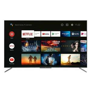 "TV 50"" TCL 50C715 - 4K UHD, QLED"
