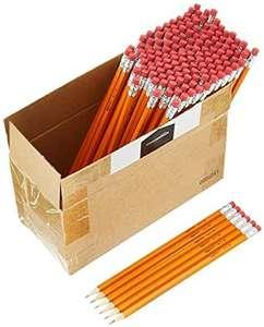 Boîte de 150 crayons à papier prétaillés Amazon Basics PHB-150 - HB n°2