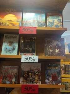 50% de réduction sur une sélection de jeux de société - Ex : Splendor - La Terre des Mille Jeux à Creil (60)