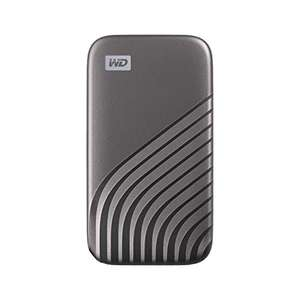 SSD externe NVMe Western Digital WD My Passport Portable - 1 To - débit 1050Mo/s