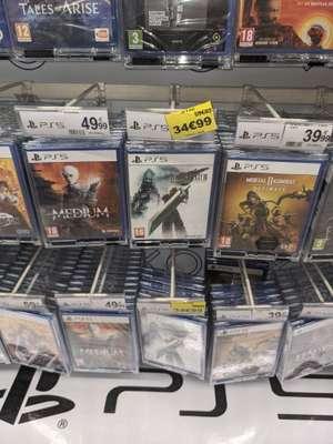 Jeu Final Fantasy VII Remake Intergrade sur PS5 - Epagny (74)