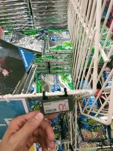 Lot de 5 Paquets de 10 chewing-gums Freedent White Menthe verte - Rillieux la Pape (69)