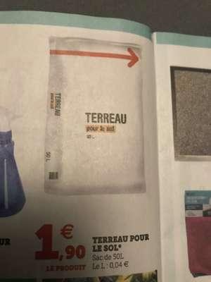 Sac de Terreau - 50 litres