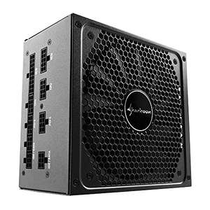 Alimentation PC modulaire Sharkoon SilentStorm Cool Zero - 850W, 80+ Gold