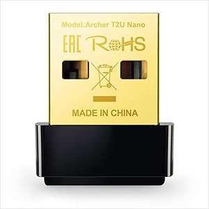 Clé WiFi TP-Link Archer T2U Nano AC 600 Mbps (vendeur tiers)