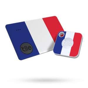 Sélection de produits Tile en promotion - Ex: Localisateur bluetooth Tile Pro French Spirit (tile.com)
