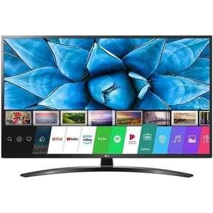 """TV 55"""" LG 55UN74003LB - 4K UHD, Smart TV, 3xHDMI, 2xUSB"""
