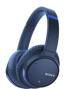 Casque audio Sans Fil à Réduction de Bruit active Sony WH-CH700NL - 35 heures d'autonomie (Bleu)