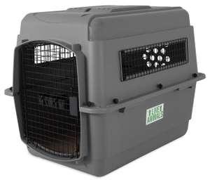 Cage de transport aérien norme IATA pour chat ou chien de 9 a 13kgs (81.3 x 57.2 x 61cm)