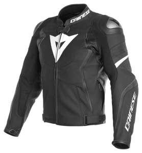 Blouson moto en cuir Dainese Avro 4 - Diverses tailles (299.95€ via 2F2)