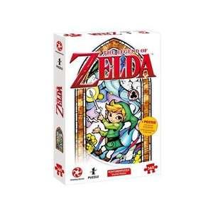 Puzzle The legend of Zelda - Wind Waker (360 pièces) + Poster