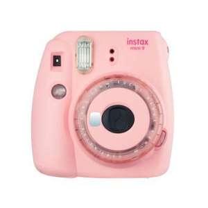 Appareil photo instantané Fujifilm Instax Mini 9 - rose