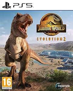 [Précommande] Jeu Jurassic World Evolution 2 sur PS5