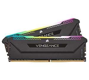 Kit Mémoire RAM Corsair Vengeance Pro SL (CMH32GX4M2Z3200C16) - 32 Go (2 x 16 Go), DDR4, RGB, 3200 MHz, CL16