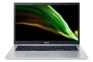 """PC Portable 17.3"""" Acer A317-53-310A - full HD IPS, i3-1115G4, 8 Go de RAM, 512 Go SSD, Windows 10"""