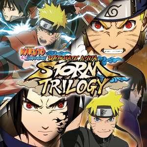 Naruto Shippuden: Ultimate Ninja Storm Trilogy sur Nintendo Switch (Dématérialisé)
