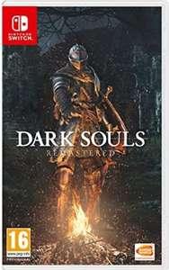 Dark Souls Remastered sur Nintendo Switch (Import anglais - Jouable en français)