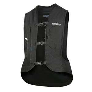 Gilet Airbag Helite E-turtle - Tailles XS à XL, électronique, sans abonnement