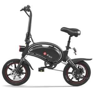 "Motocyclette 14"" DYU D3 plus - 25km max, Charge: 120 kg"