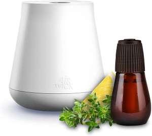 Diffuseur d'Huiles Essentielles Air Wick Essential Mist + 1 Recharge Parfum Thym Citron (via abonnement)