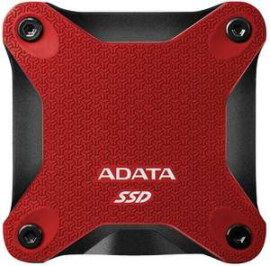 "SSD Externe 2.5"" USB 3.2 ADATA SD600Q (NAND 3D) - 480 Go"