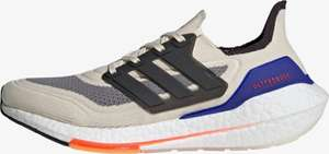 Chaussures de course Adidas Performance Ultraboost 2021 - Blanc, Tailles 40.5 à 48
