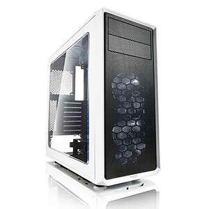 Boitier PC Fractal Design Focus G Midi Tower Blanc - ATX