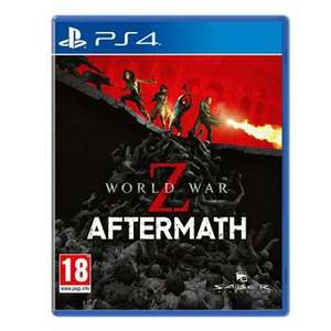 [Précommande] World War Z Aftermath sur PS4 ou Xbox One