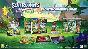 [Précommande] Les Schtroumpfs Mission Malfeuille - Edition Schtroumphissime sur Nintendo Switch