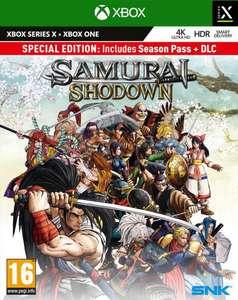Samurai shodown - Spécial édition sur Xbox One / Xbox séries X