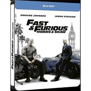 [Blu-Ray] Fast and Furious : Hobbs and Shaw