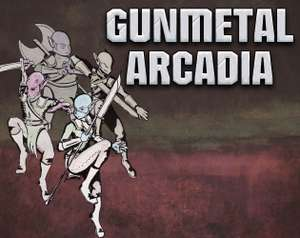 Sélection de 4 jeux gratuits sur PC, Mac & Linux (Dématérialisés - DRM-Free) - Ex : GunMetal Arcadia