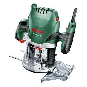 Défonceuse Bosch POF 1200 AE avec accessoires