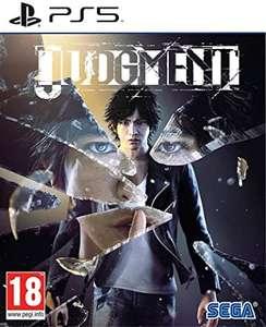 Judgment sur PS5 (retrait magasin)