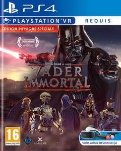 Vader Immortal: A Star Wars VR Series sur PS4