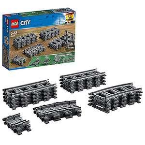 Jeu de construction Lego City (60205) - Pack de Rails (Via coupon)